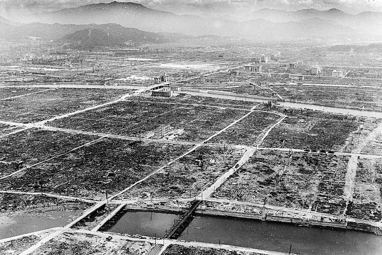 Image result for hiroshima world war 2