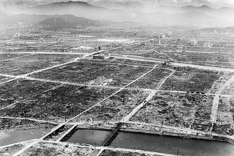 Image result for hiroshima world war 2