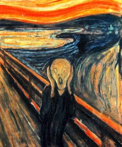 o grito__