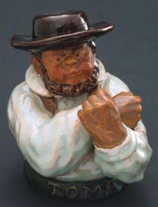 Toma Ze Povinho do Museu da Cerâmica autor RBP 1902