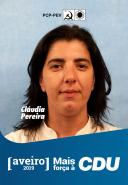 9º - Cláudia Pereira, 42 anos. Operadora de posto de abastecimento. Coordenadora regional da Beira Litoral do CESP. Membro da Comissão Concelhia de Aveiro e da Direcção Regional de Aveiro do PCP.